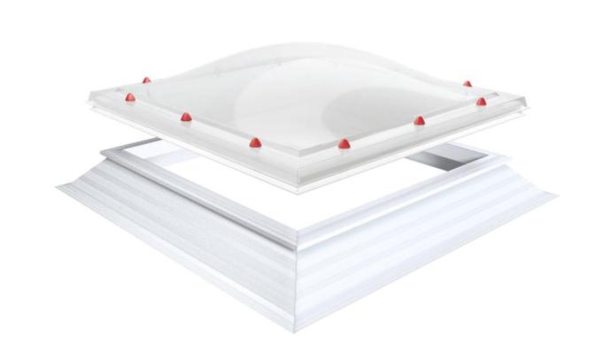 Skylux pallomainen kattoikkuna lämmönestolla