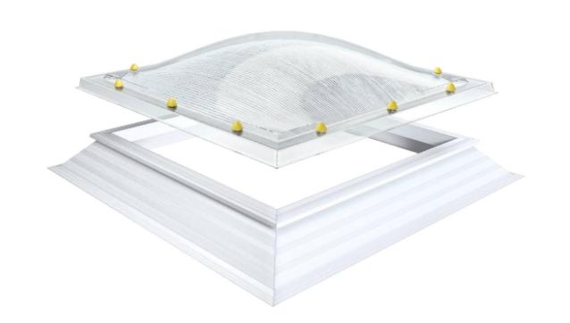 Skylux pallomainen EP10 akryylinen, tai polykarbonaattinen kattoikkuna